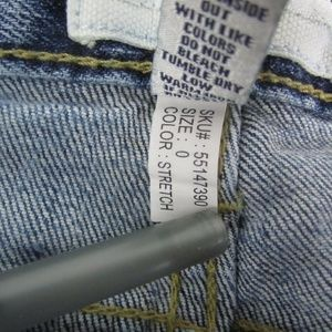 Abercrombie & Fitch Jeans - Abercrombie & Fitch Bootcut Rectangle Patch Pocket